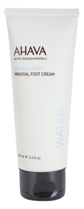 Ahava Dead Sea Water mineralna krema za stopala