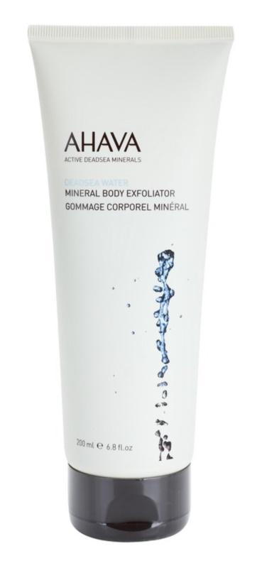 Ahava Deadsea Water Mineral-Bodypeeling