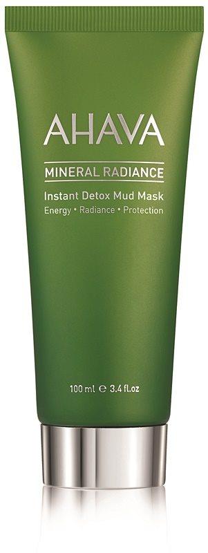 Ahava Mineral Radiance razstrupljevalna maska iz blata za obraz