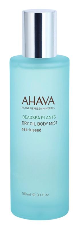 Ahava Dead Sea Plants Sea Kissed Trockenöl für den Körper im Spray
