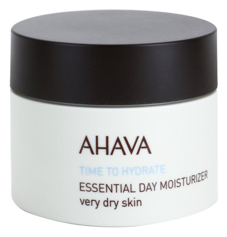 Ahava Time To Hydrate dnevna vlažilna krema za zelo suho kožo