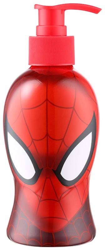 Air Val Ultimate Spiderman Douchegel voor Kids 250 ml