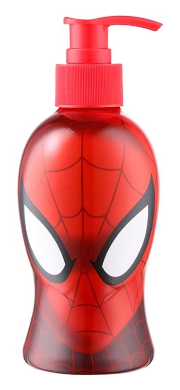 Air Val Ultimate Spiderman żel pod prysznic dla dzieci 250 ml