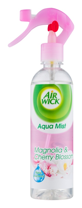 Air Wick Aqua Mist Magnolia & Cherry Blossom odorizant de camera 345 ml