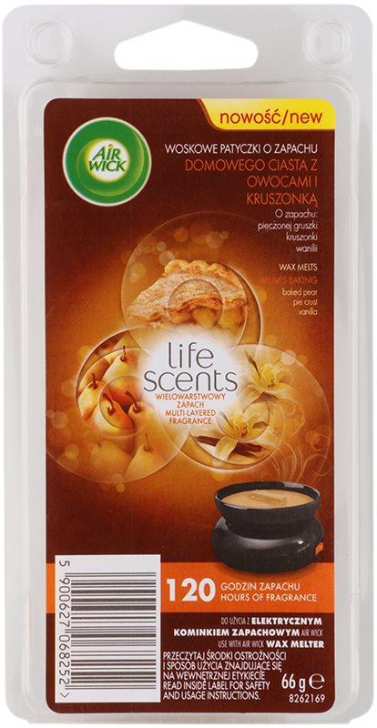 Air Wick Life Scents Mom´s Baking Wachs für Aromalampen 66 g