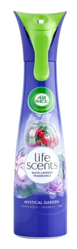 Air Wick Life Scents Mystical Garden bytový sprej 210 ml