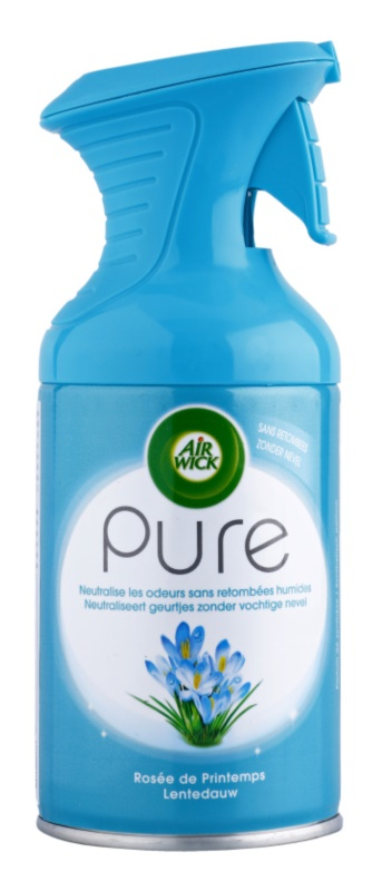 Air Wick Pure Spring Breeze spray para el hogar 250 ml
