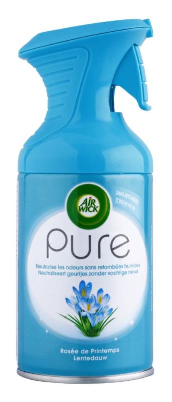 Air Wick Pure Spring Breeze spray pentru camera 250 ml