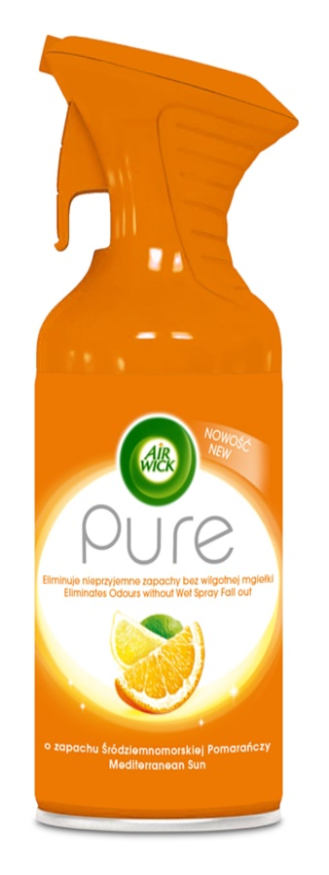 Air Wick Pure Mediterranean Sun Σπρέι δωματίου 250 μλ