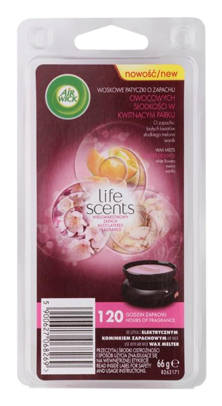 Air Wick Life Scents Summer Delights illatos viasz aromalámpába 66 g