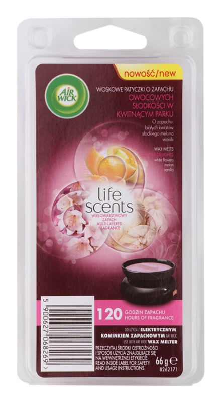 Air Wick Life Scents Summer Delights vosk do aromalampy 66 g