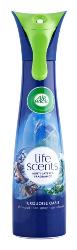 Air Wick Life Scents Turquoise Oasis odświeżacz w aerozolu 210 ml