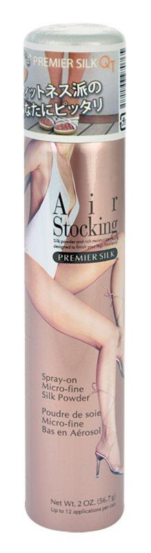 AirStocking Premier Silk harisnya spray formában