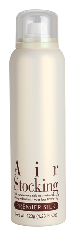 AirStocking Premier Silk tonizáló harisnya spray formában