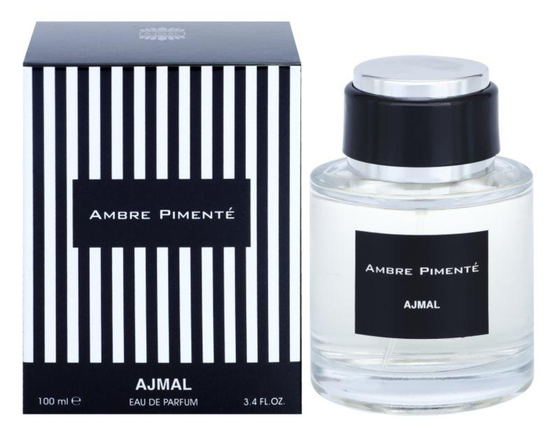 Ajmal Ambre Pimente Eau de Parfum Unisex 100 ml