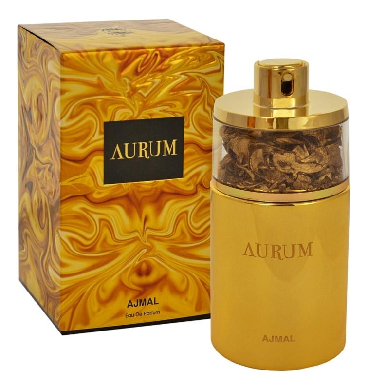 Ajmal Aurum Eau de Parfum για γυναίκες 75 μλ