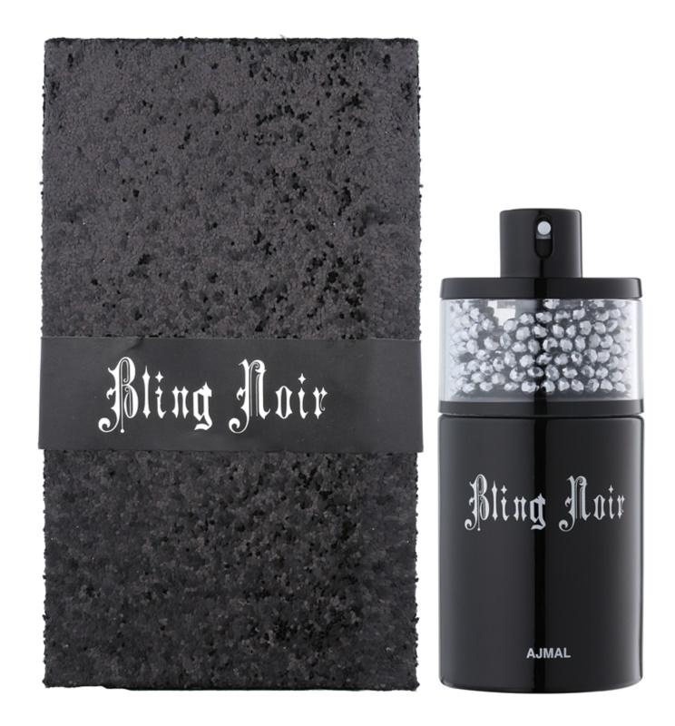 Ajmal Bling Noir Eau de Parfum para mulheres 85 ml