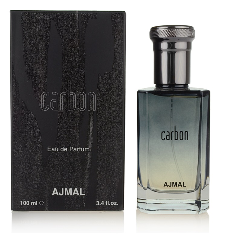 Ajmal Carbon eau de parfum per uomo 100 ml