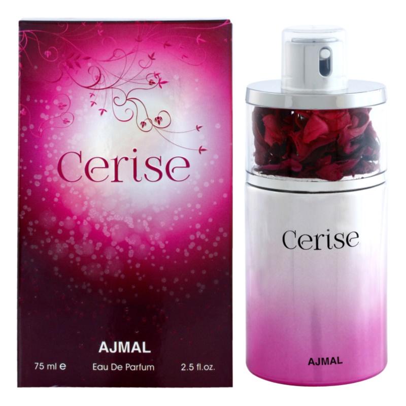 Ajmal Cerise eau de parfum pour femme 75 ml