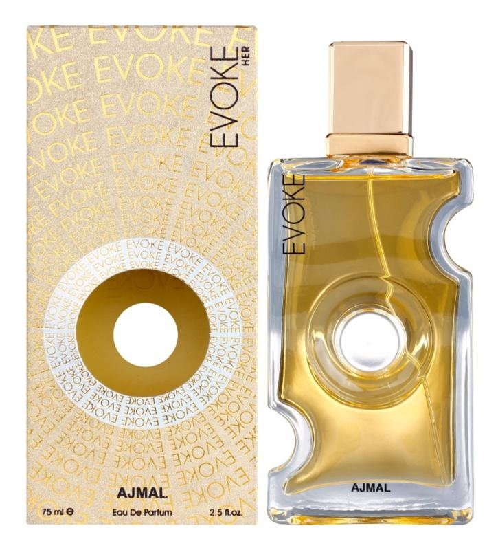 Ajmal Evoke Her woda perfumowana dla kobiet 75 ml