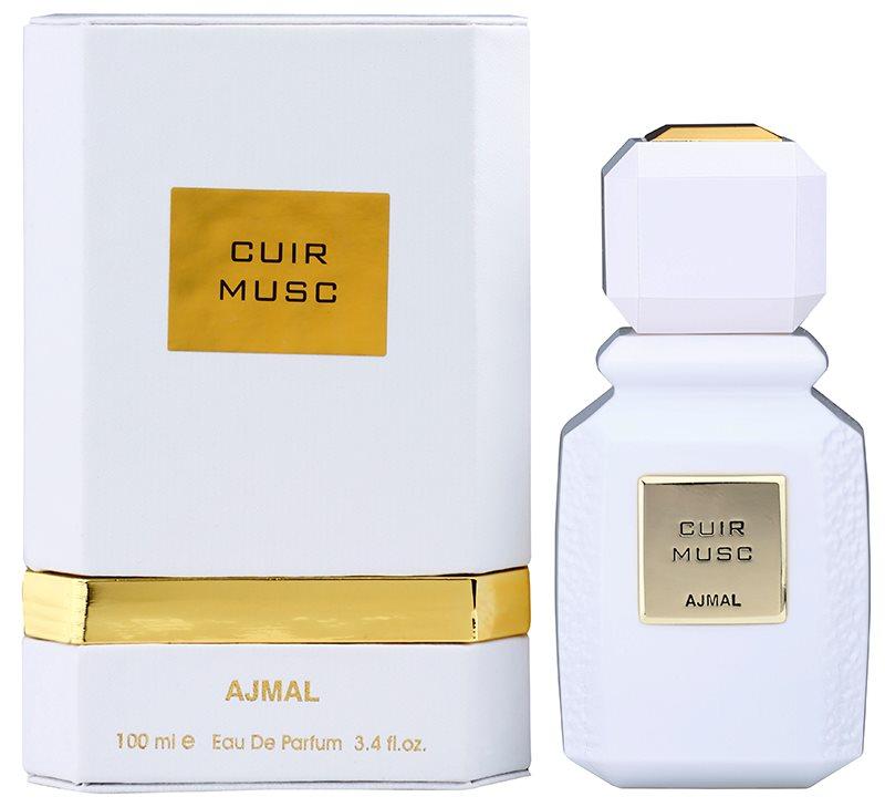 Ajmal Cuir Musc woda perfumowana unisex 100 ml