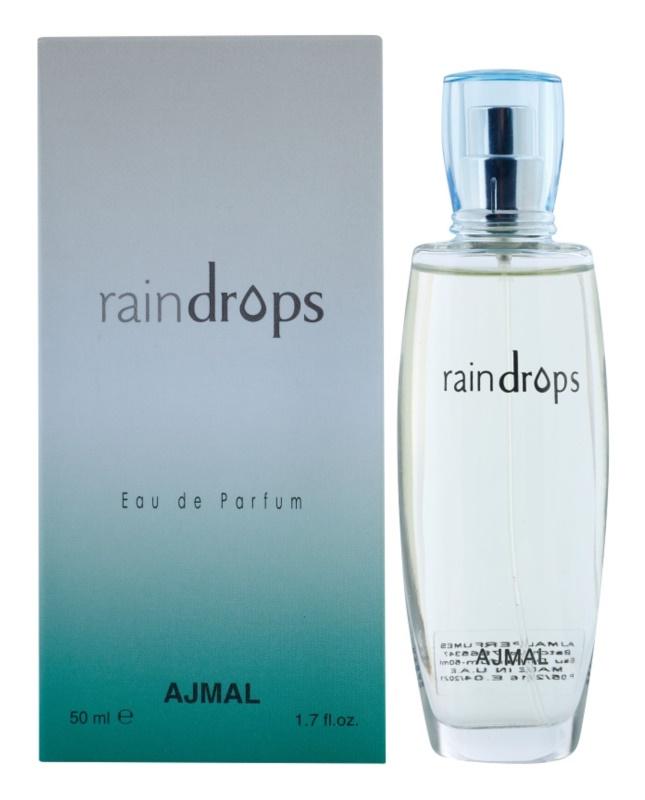 Ajmal Raindrops Eau de Parfum voor Vrouwen  50 ml