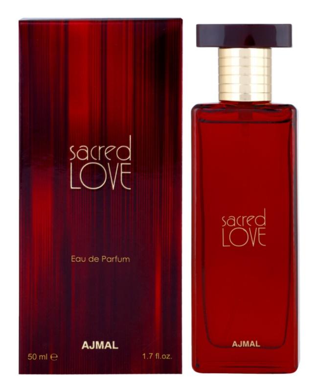 Ajmal Sacred Love eau de parfum pour femme 50 ml
