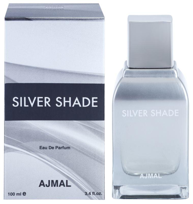 Ajmal Silver Shade Eau de Parfum unisex 100 μλ