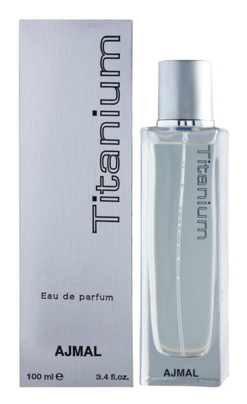 Ajmal Titanium Eau de Parfum para homens 100 ml