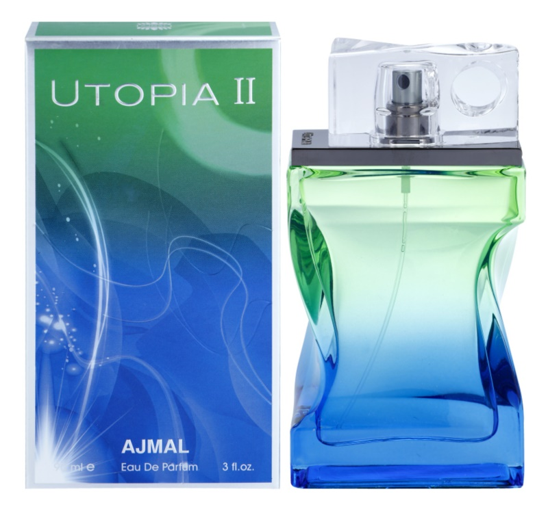 Ajmal Utopia II Eau de Parfum for Men 90 ml