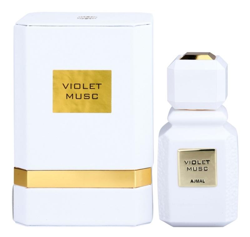 Ajmal Violet Musc eau de parfum mixte 100 ml