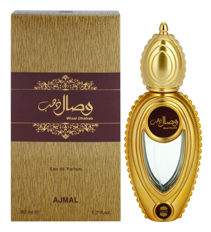 Ajmal Wisal Dhahab Eau de Parfum unissexo 50 ml