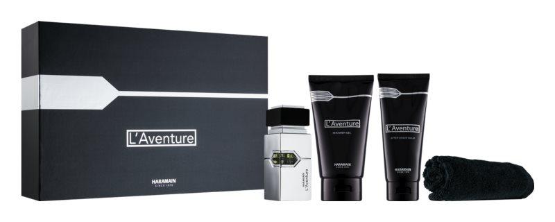 Al Haramain L'Aventure ajándékszett I.