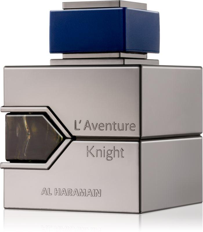 Al Haramain L'Aventure Knight eau de parfum per uomo 100 ml