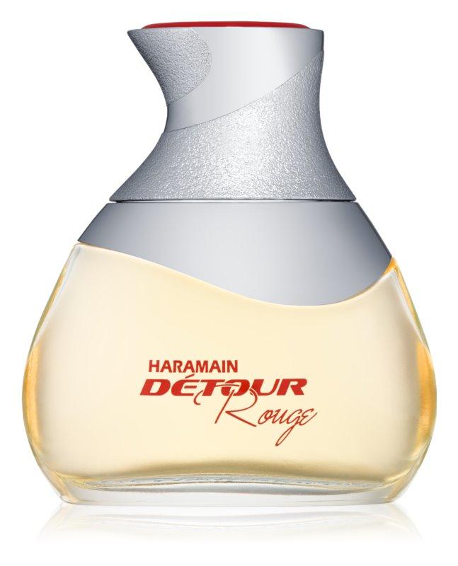 Al Haramain Détour rouge Eau de Parfum για γυναίκες 100 μλ