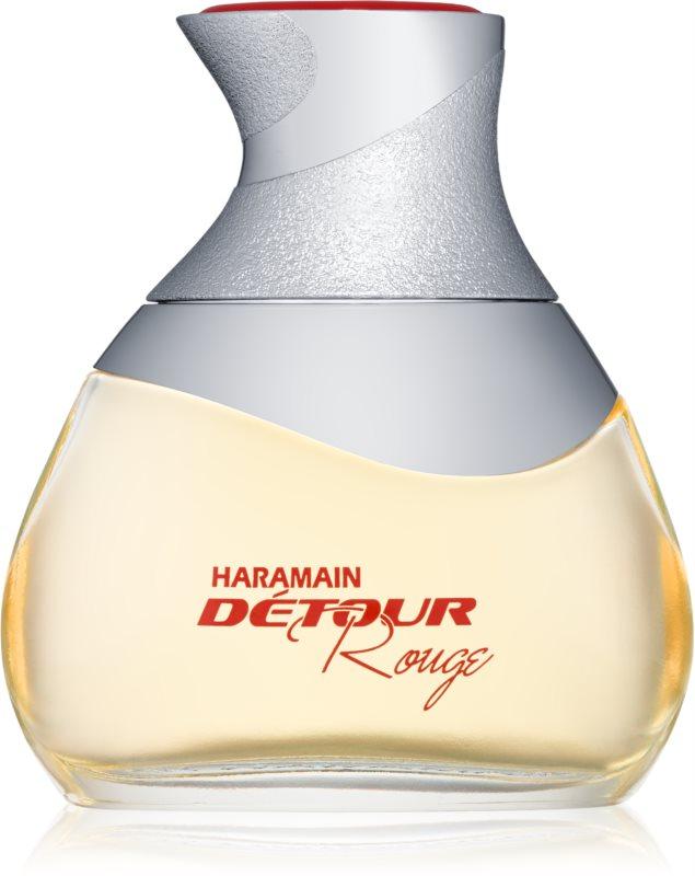Al Haramain Détour rouge Eau de Parfum für Damen 100 ml