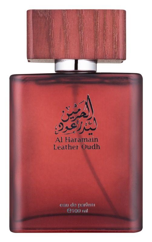 Al Haramain Leather Oudh Eau de Parfum for Men 100 ml
