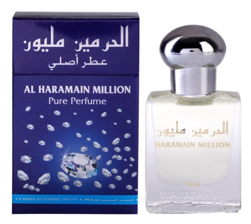 Al Haramain Million parfémovaný olej pre ženy 15 ml