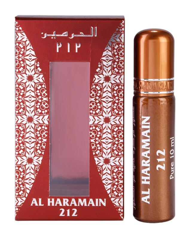 Al Haramain 212 parfümiertes Öl für Damen 10 ml  (roll on)