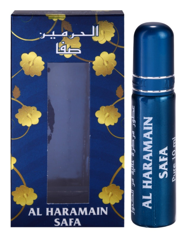 Al Haramain Safa Perfumed Oil for Women 10 ml