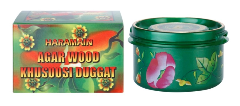 Al Haramain Agarwood Khusoosi Duggat incenso 50 g