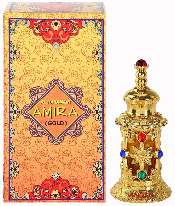 Al Haramain Amira Gold eau de parfum pour femme 12 ml