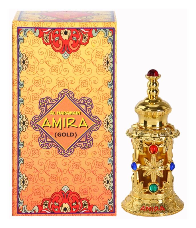 Al Haramain Amira Gold parfémovaná voda pro ženy 12 ml