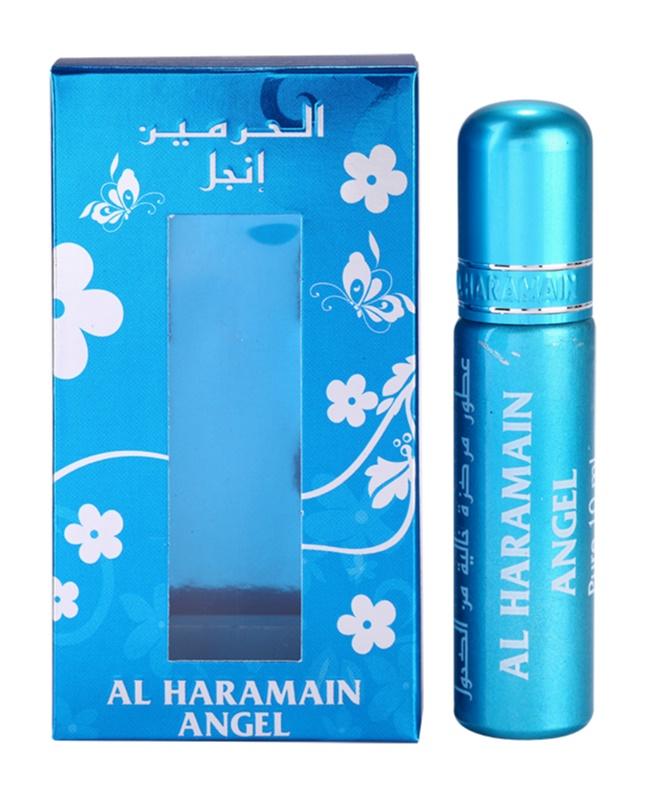 Al Haramain Angel Geparfumeerde Olie  voor Vrouwen  10 ml  (roll on)