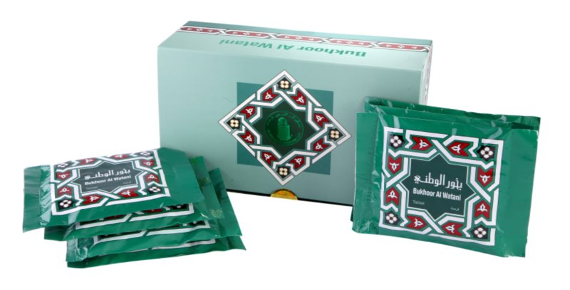Al Haramain Bukhoor Al Watani Frankincense 12 pc