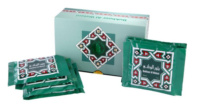 Al Haramain Bukhoor Al Watani Wierook  12 st