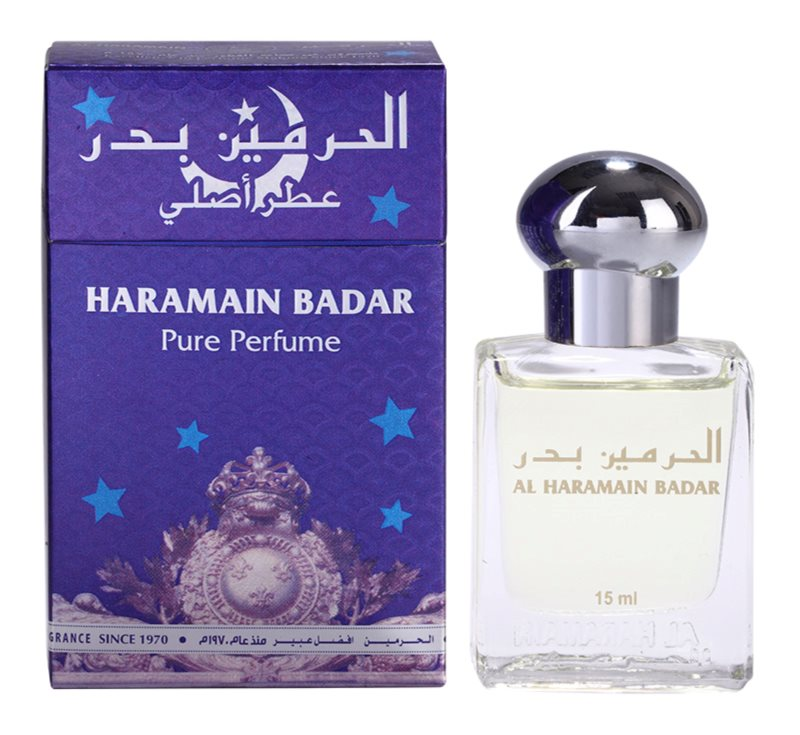 Al Haramain Badar parfumirano ulje uniseks 15 ml  (roll on)