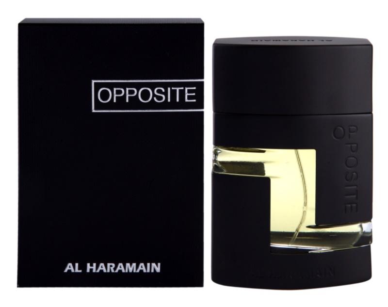 Al Haramain Opposite eau de parfum per uomo 100 ml