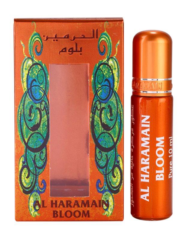 Al Haramain Bloom illatos olaj nőknek 10 ml  (roll on)