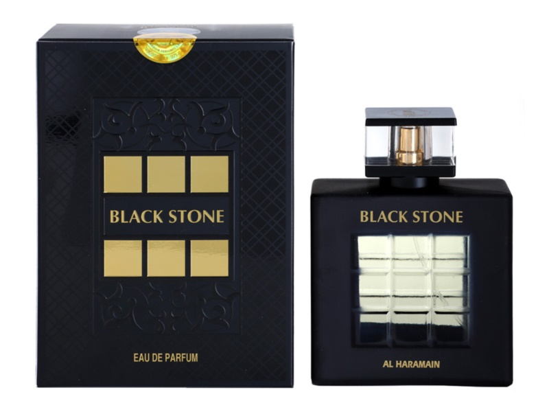 Al Haramain Black Stone eau de parfum per donna 100 ml